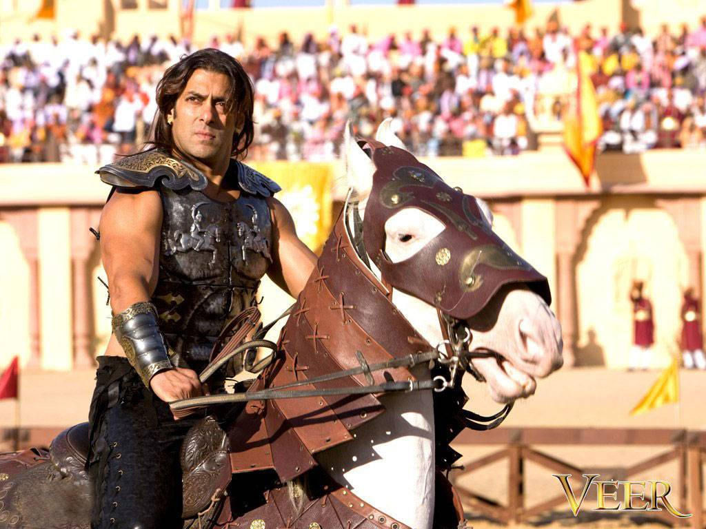 veer wall papers salman khan latest movies information